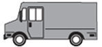 Step Van Icon