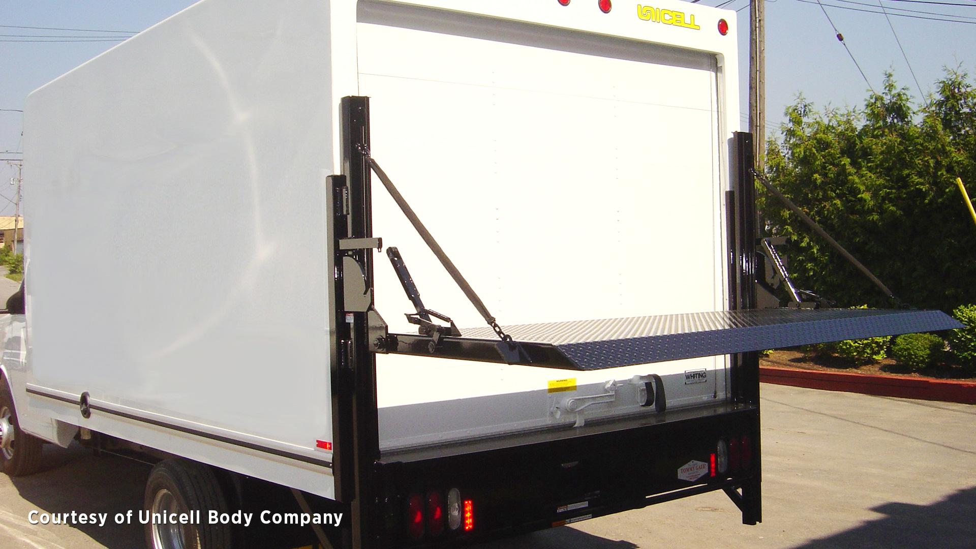 Tommy Gate Railgate Series Standard