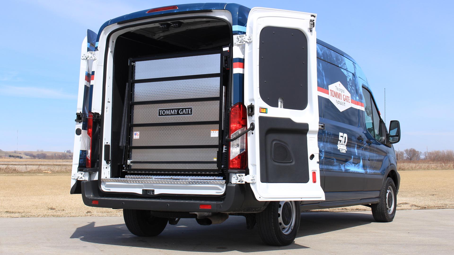 Ford Transit 250 >> Tommy Gate - V2 Series