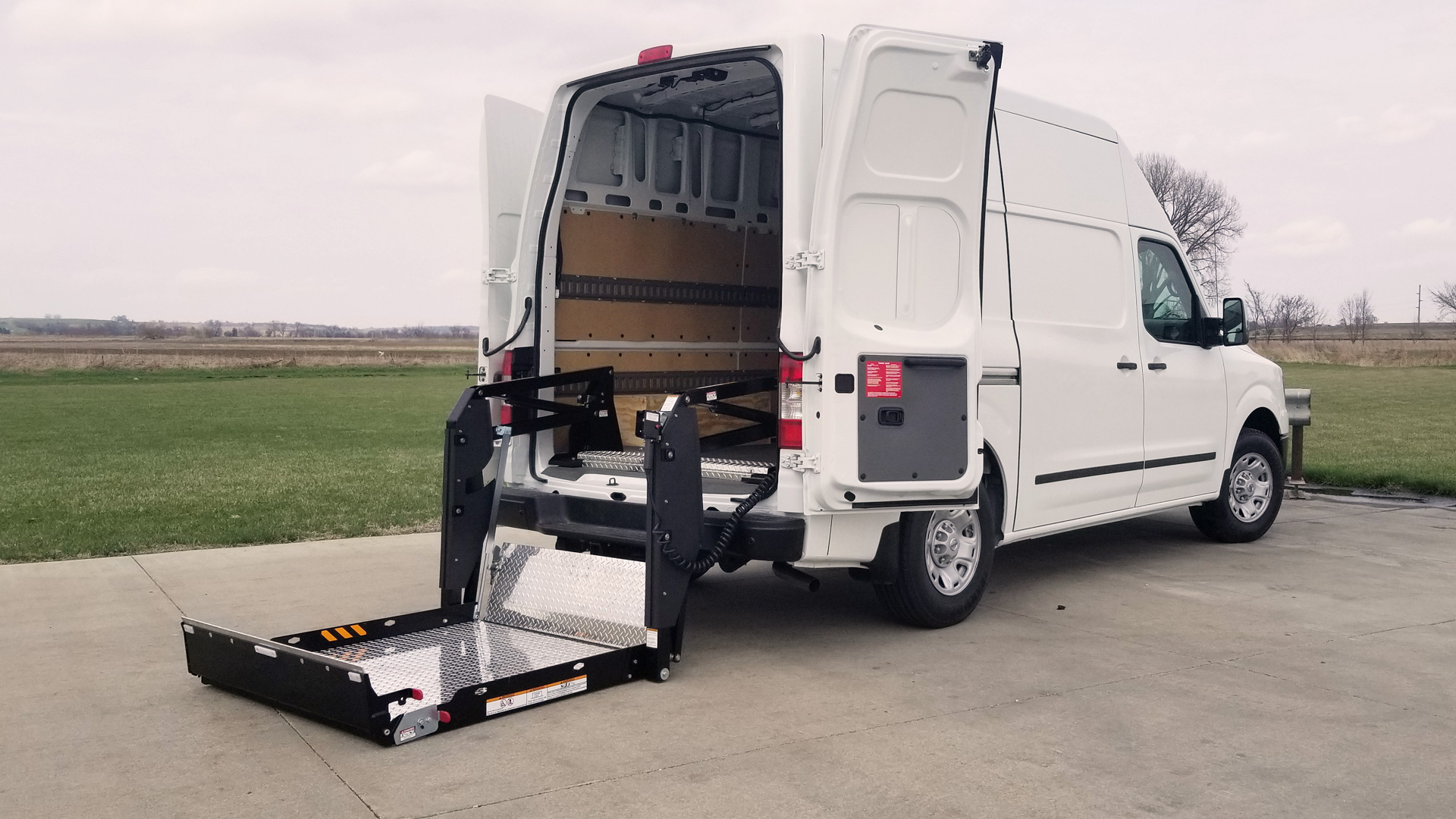 2017 Ram Promaster Cargo Van Extended Cargo Van >> Tommy Gate - V2 Series